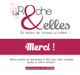 Invitation La Roche & Elles