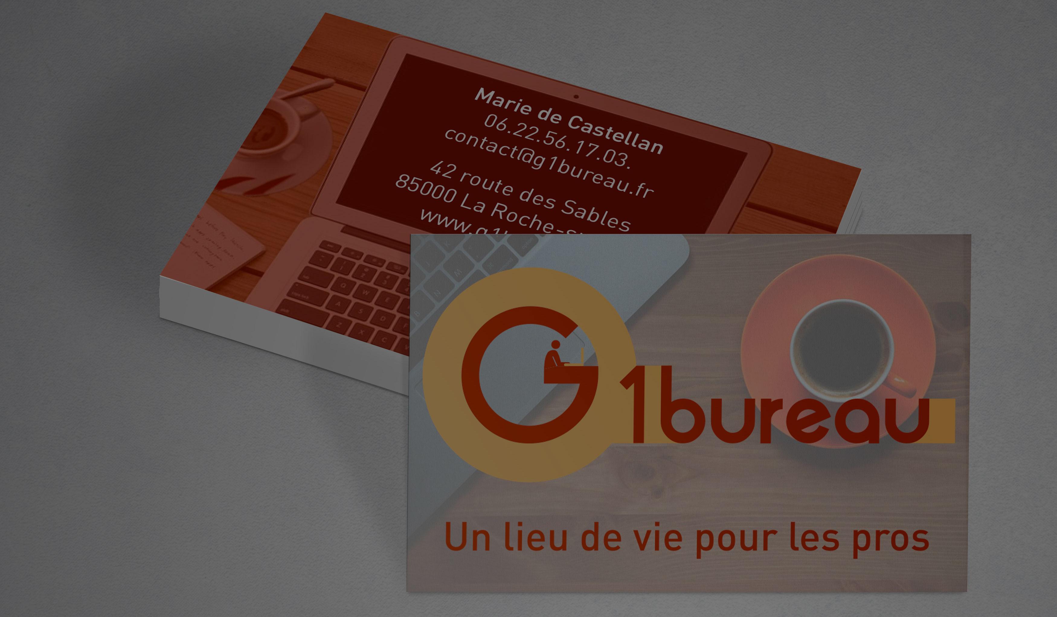 G1bureau carte de visite