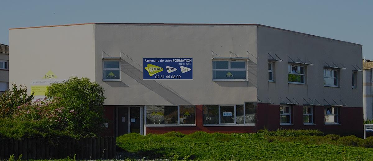 COFAE centre de formation la Roche-sur-Yon