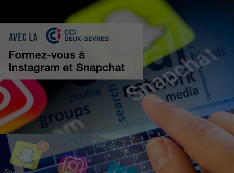 Formation Instagram CCI Deux Sèvres semaine connectée