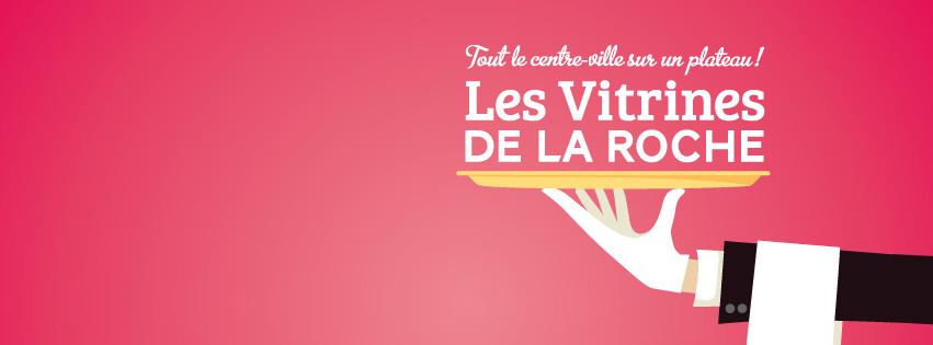 audit vitrines centre-ville la Roche-sur-Yon